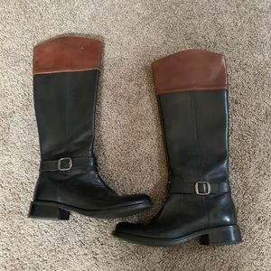 Call It Spring Knee Height Riding Boots